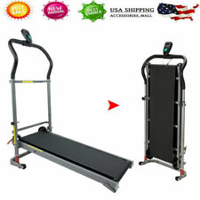 Home Use Folding Electric Motorized Treadmill Portable Running Fitness Machine