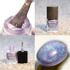 6ml Nail Polish Varnish Holographic Holo Glitter Hologram Nail Art BORN PRETTY