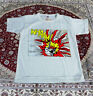 Vintage roy lichtenstein whaam! T-Shirt pop art punk rock Gildan Reprint USAsz