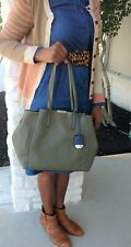 PURSE - NWT Kenneth Cole Reaction Willowbrook Satchel purse handbag Olive green