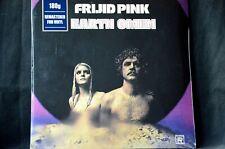 "Frijid Pink Earth Omen 180g Remastered  12"" Vinyl LP New + Sealed"