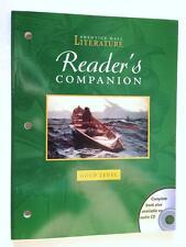 Prentice Hall Reader's Companion GOLD LEVEL 9th Grade 9 Workbook ENGLISH