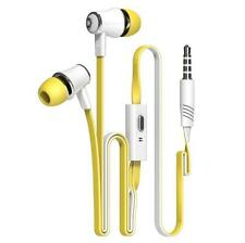 Universal 3.5mm In-Ear Stereo Earbuds Earphone With Mic For Cell Phone CHEAP