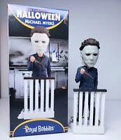 Royal Bobbles Michael Myers Bobblehead from John Carpenter's 1978's Halloween