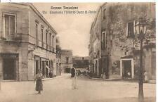 SOMMA VESUVIANA  -  Via Emanuele Filiberto Duca di Aosta