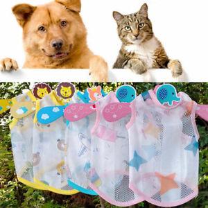 Pet Dog Cat Cute Mesh T-shirt Clothes Vest Coat Puppy Summer Costumes Outfit