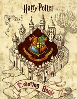 Harry Potter Coloring Book by PC Press