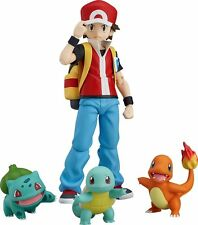 Max Factory Figma Pokemon Red Japan version