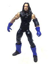 "WWF WWE Wrestling Superpose Classic Style UNDERTAKER Mattel ELITE 6"" figure toy"