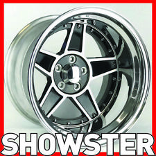 1 x 15 inch FORGED CHALLENGER GLOBE  TORANA A9X LX LH LJ LC All Size prices