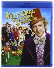 Blu-Ray Willy Wonka und die Schokoladenfabrik,deutsch &Gene Wilder,Charlie,Willi