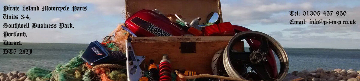 Pirate Island Motorcycle Parts