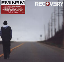 """Eminem-Recovery (2x12"""" Vinile LP/GATEFOLD COVER) b001441101 NEW + OVP!"""