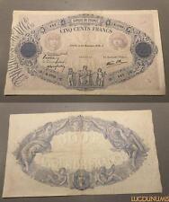 500 Francs Bleu et Rose Type 1888 – 23/11/1939 K.3788 TTB +