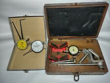 Dial Indicator Lot Mitutoyo Nsk Federal