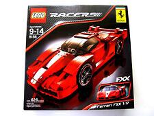NEW IN BOX LEGO 8156 FERRARI RACERS FXX 1:17 Very Rare