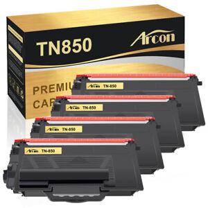 4PK Toner Compatible for Brother TN850 TN820 MFC-L5850DW HL-L6200DW MFC-L5900DW