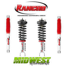 Rancho QuickLIFT Leveling Struts & Rear Shocks Fits 2008-2006 Dodge Ram 1500 4WD