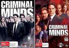 Criminal Minds Season 9 & 10 : NEW DVD