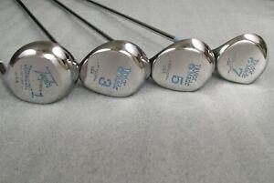 TaylorMade Golf MetalWood Ladies RH Original One Driver, 3, 5,7 Wood Ping Grips