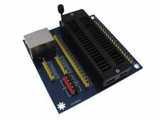 40-Pin ZIF Programming Breakout Board for PIC microcontroller RJ11 6P connector