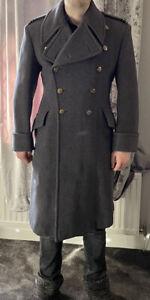 Vintage 1952 RAF Greatcoat