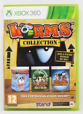 WORMS COLLECTION - XBOX 360 XBOX360 - PAL ESPAÑA