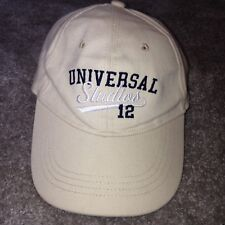 Universal Studios 12 - Childrens Boys / Girls / KIDS Beige Baseball Cap
