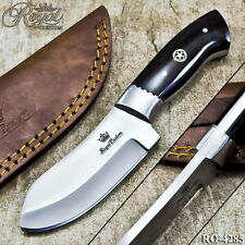 Royal Custom Forged D2 Steel Handmade Hunting Skinning Full Tang Camping Knife