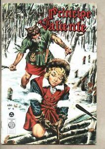 El Príncipe Valiente #6-1965 Prince Valiant Spanish Comic Book  Lord Cochrane