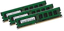 3x 4gb = 12gb triple kit para Dell Studio XPS Desktop RAM ddr3 1333mhz pc10600