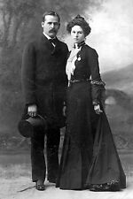 Photo of Sundance Kid, and Etta Place, Companion to Butch Cassidy & Sundance Kid