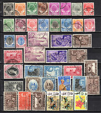 Colony Blocks Settlements Stamps