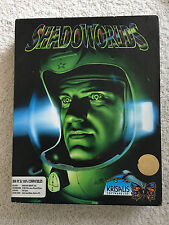 Shadoworlds by Krisalis: MS-Dos game: complete