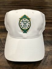 Major SZN Golf Clock Hat Augusta Masters Member Waste Management Tour Tiger Rory