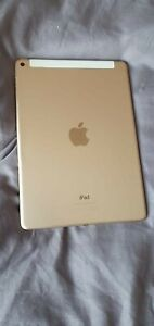Apple iPad Air 2 64GB, Wi-Fi + Cellular (Unlocked), 9.7in - Gold