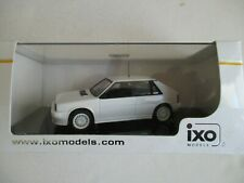 1 43 Ixo Lancia delta HF Integrale 16v Rally Specs 1989 White