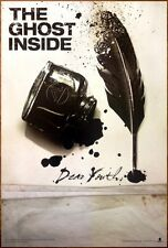 THE GHOST INSIDE Dear Youth Ltd Ed Discontinued RARE Poster +FREE Metal Poster!