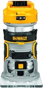 DEWALT DCW600B 20V MAX XR Compact Router Tool Only