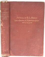 (CSA) Battles and Sketches of the Army of Tennessee by B L Ridley 1906