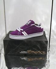 chaussure  basket*EMERICA* LEO SMU violet eu 44/US10.5/UK 9.5 NEUF 90€ Sacrifié