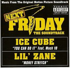 Next Friday ICE CUBE - You Can Do It (CD Sgl.) 4 Trks