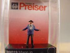Mann in Urner Tracht   - Preiser 1:87 - 29019 #E