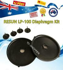 Resun LP-100 Septic Aquarium Pond Air Pump Blower Replacement Diaphragm Kit