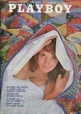 November, 1971  Playboy Magazine