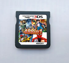 488 Games in 1 NDS Game Pack Card Lego Album Cartridge for DS 2DS New 3DS XL