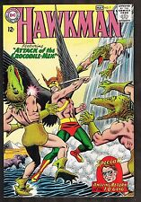 Hawkman #7 ~ vs the Crocodile Men ~~ May 1965 (8.5) WH