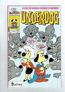 Underdog #1 From Harvey Classics Comics 1993
