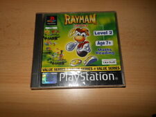 PS1 RAYMAN JUNIOR LEVEL 2 NEW SEALED pal version
