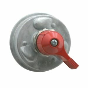 Battery Disconnect Switch metal heavy duty 250A Continuous 450A Momentary